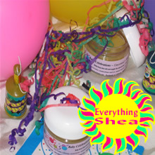 Baby Celebations Shea Butter Balm at Everything Shea Aromatic Creations