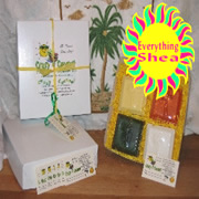 crazy 4 coconut gift box