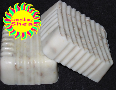 La Brea Tar Pits glycerin shea butter soap at Everything Shea Aromatic Creations